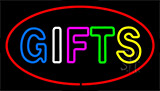 Double Stoke Gifts Neon Sign