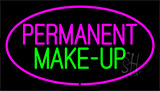 Permanent Make Up Pink Neon Sign