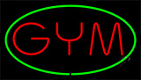 Gym Green Neon Sign