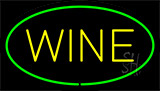 Wine Green Neon Sign