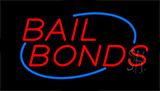 Bail Bonds Neon Sign