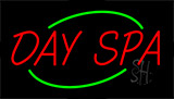 Day Spa Neon Sign