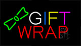 Multi Colored Gift Wrap Neon Sign