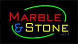 Marble And Stone Neon Sign