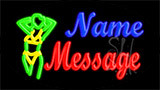 Custom Girl Neon Sign