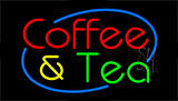 Coffee And Tea Neon Sign
