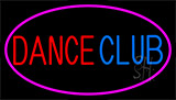 Dance Club Neon Sign