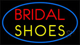 Bridal Shoes Neon Sign