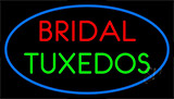 Bridal Tuxedos Neon Sign