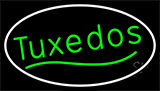 Green Tuxedos Neon Sign