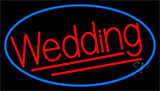 Red Wedding Neon Sign