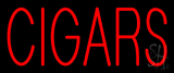 Red Cigars Neon Sign