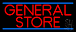 General Store Neon Sign