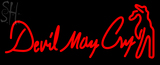 Devil May Cry Neon Sign