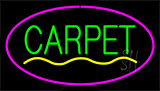 Carpet Purple Neon Sign