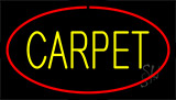 Carpet Red Neon Sign