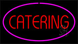 Catering Purple LED Neon Sign