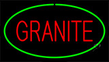 Granite Green Neon Sign
