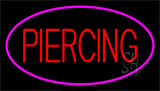 Piercing Pink LED Neon Sign