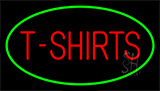 T Shirts Green Neon Sign