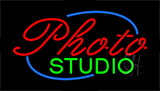 Photo Studio Neon Sign