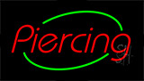 Piercing LED Neon Sign
