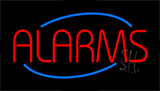 Alarms Neon Sign
