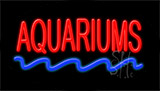 Aquariums LED Neon Sign