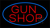 Gun Shop Neon Sign