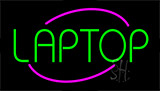 Laptop Neon Sign