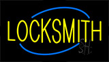 Locksmith Neon Sign