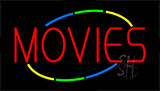 Movies LED Neon Sign