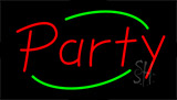 Party Neon Sign