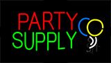 Party Supply Neon Sign