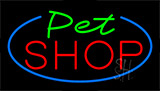 Pet Shop LED Neon Sign