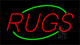 Rugs LED Neon Sign