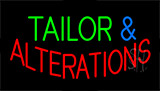 Tailor And Alterations Neon Sign