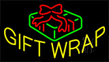 Gift Wrap LED Neon Sign