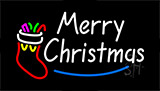 Merry Christmas LED Neon Sign