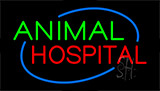 Animal Hospital LED Neon Sign