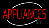 Appliances Neon Sign