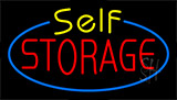 Self Storage Neon Sign