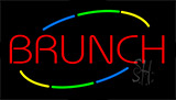 Brunch Neon Sign