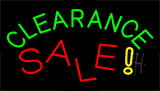 Clearance Sale Neon Sign