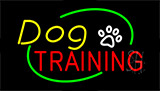 Dog Training LED Neon Sign