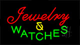 Jewelry And Watches Neon Sign