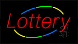 Lottery LED Neon Sign