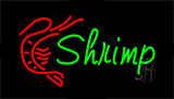 Shrimp LED Neon Sign
