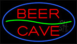 Beer Cave LED Neon Sign
