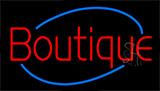 Boutique Neon Sign